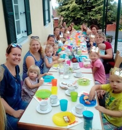 Baby-Treffen in Hausmannsttten Eltern-Kind-Zentrum Graz