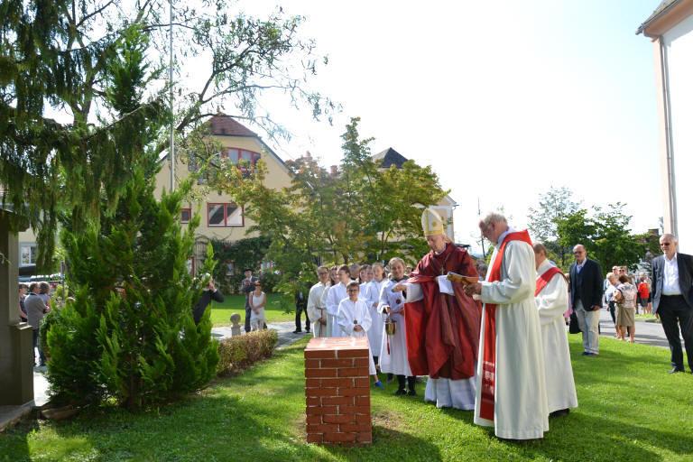 Eckdaten der Pfarre - Katholische Kirche Steiermark