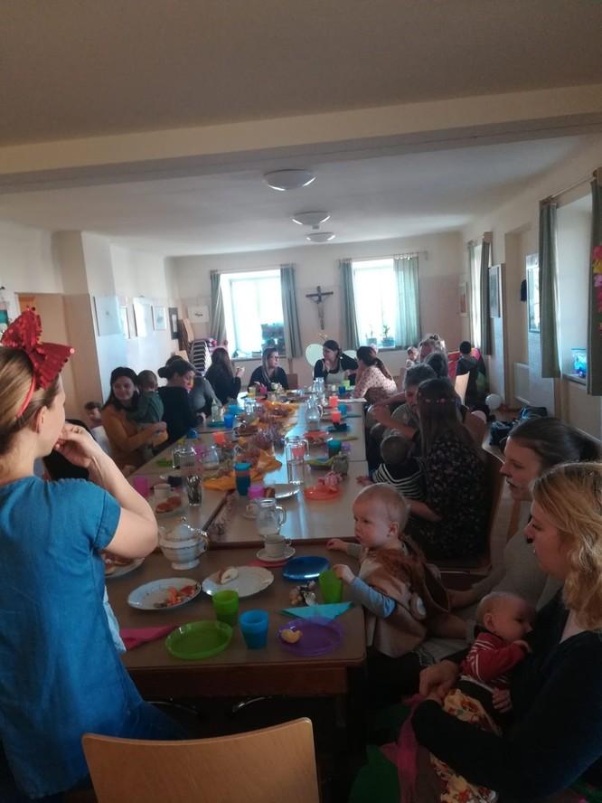 Vorbereitung auf Geburt und Elternschaft in Hausmannsttten